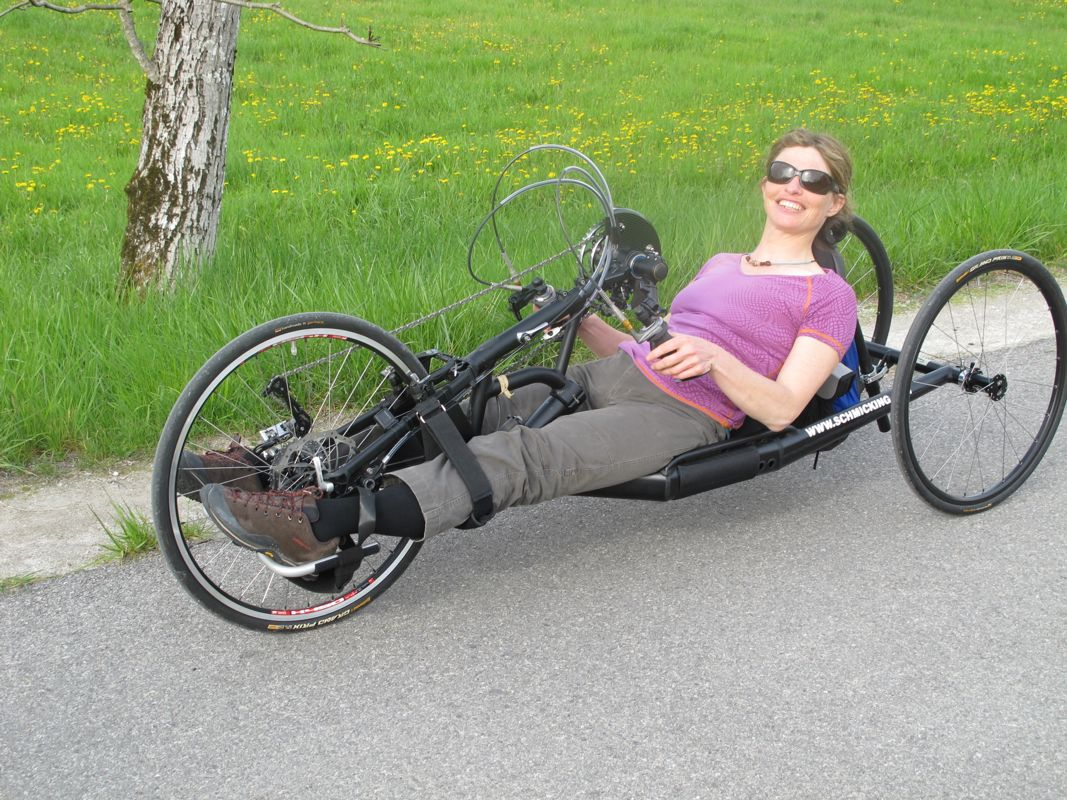 Ohh, le joli vélo!!