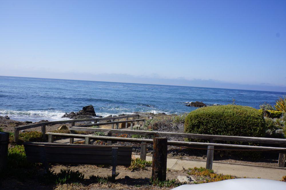 Grandiose la côte ouest...