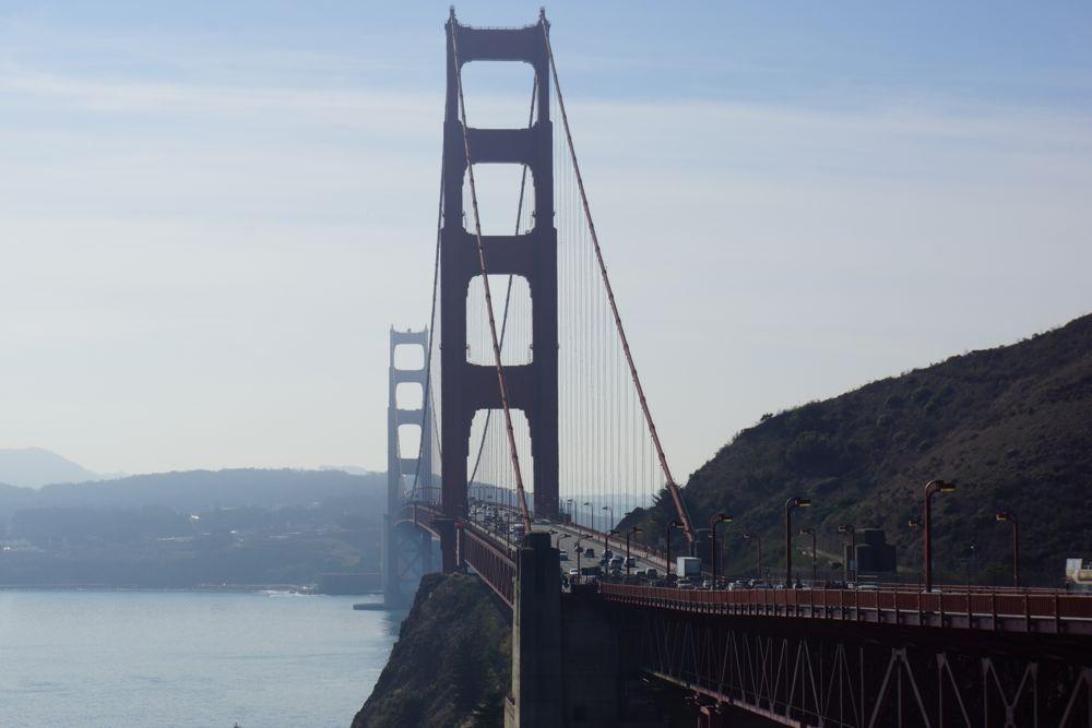 Evidemment, le Golden Gate!