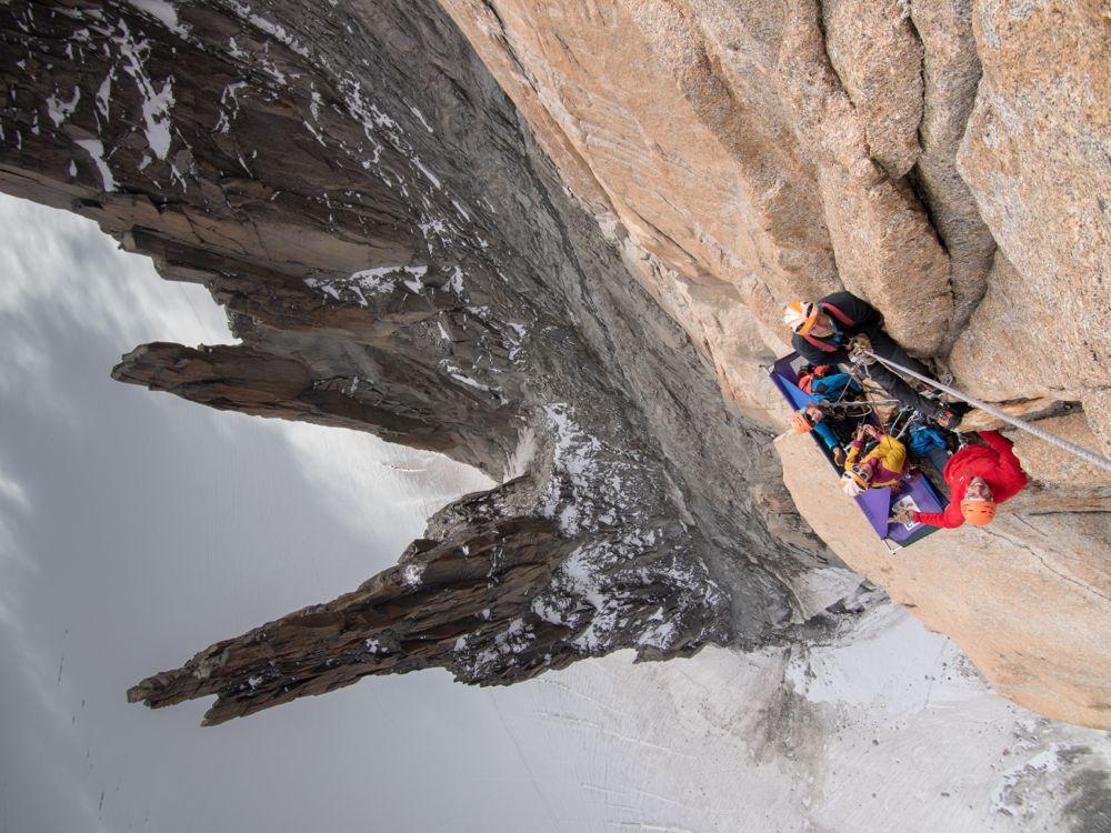 On est au top là! photo Bertrand Delapierre